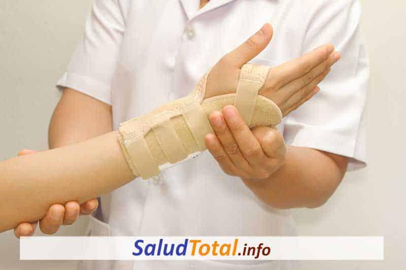 fracturas de huesos