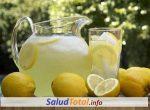 Los Beneficios del Agua de Limón Para El Reflujo Ácido
