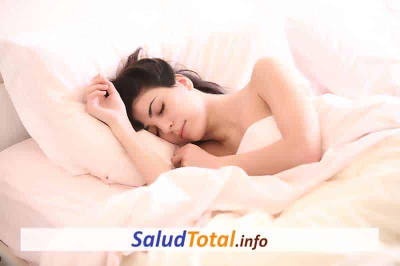dormir fácilmente