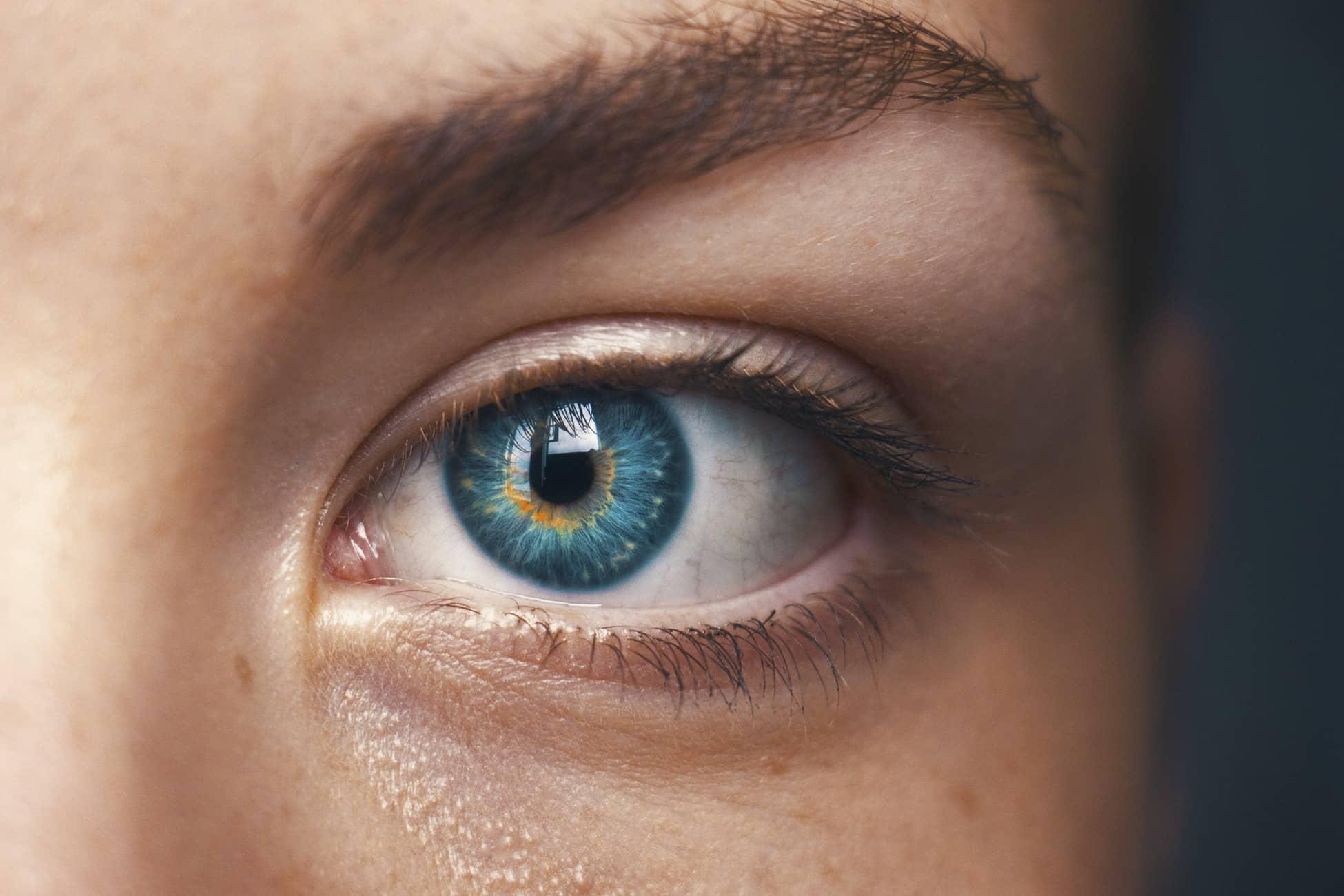 síndrome de ojos secos