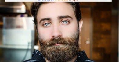 como hacer crecer la barba naturalmente